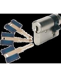 Cylindres supplémentaires s'entrouvrants BRICARD Chifral S2 - demi cylindre - supplémentaire - même variure