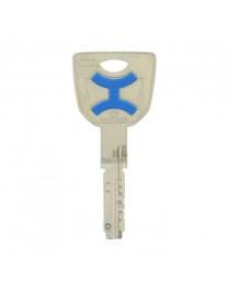 Supplementary Bricard Key Clé supplémentaire BRICARD Dual XP S2