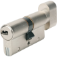Additional cylinder with button Bricard Dual XP S2