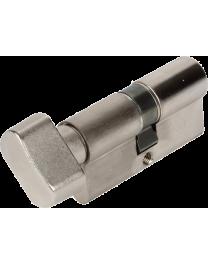 Cylindres supplémentaires s'entrouvrants BRICARD Octal à bouton supplémentaire - même variure