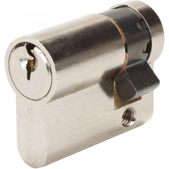 Cylindres supplémentaires s'entrouvrants Demi cylindre BRICARD Alpha- supplémentaire - même variure