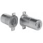 Round cylinders BRICARD Chifral S2 Rond pour serrure Fichet en applique