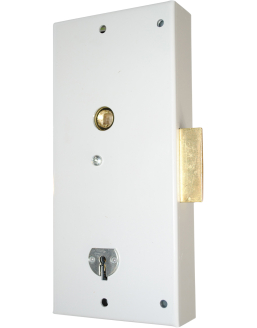 Wall-mounted lock FICHET Sans Souci