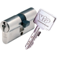 Cylindre Vachette VIP double entrée