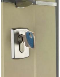 Wall-mounted lock FICHET Alicea S A2P1* à cylindre européen