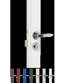 Wall-mounted lock FICHET Primlock à cylindre 787Z