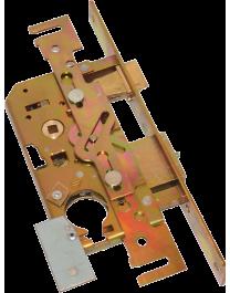 recessed locks Montage à blanc pour portes FICHET Forges P101,P102 et P105