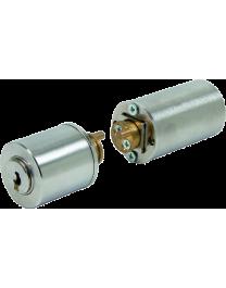 Jeu de cylindre KABA ExperT Plus 591 adaptable serrure JPM Keso