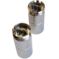 "Round cylinders Jeu de cylindre KABA 982 pour Serrure DENY ""type à visser"""