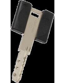 Key Bricard BRICARD Dual XP - XP S2 Passe partout