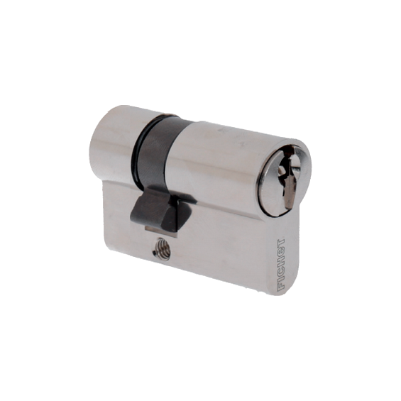 European cylinder FICHET Orio Demi cylindre