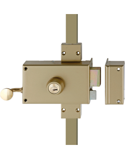 Wall-mounted lock HÉRACLÈS 3 points MX4500 Y8