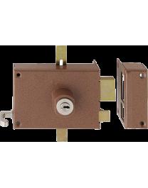 Wall-mounted lock Mécanisme serrure HÉRACLÈS 3 points MX1500