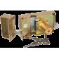 Wall-mounted lock BRICARD Rempart Horizontale