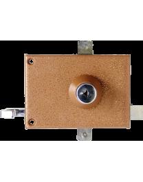 Wall-mounted lock Mécanisme Bricard Supérsûreté Horizontal