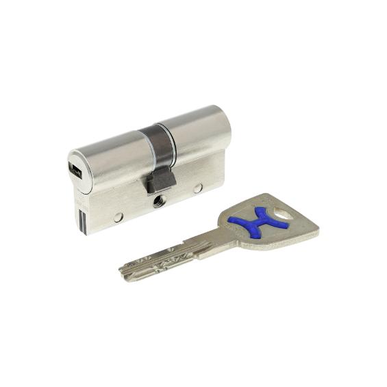 European cylinder BRICARD Dual XP S2 à double entrée