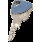 Supplementary Bricard Key Clé supplémentaire Fichet Orio
