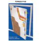FICHET Monobloc 787 Z A2P3* pour porte Forges P105