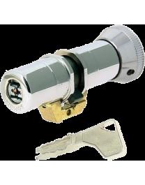 Round cylinders FICHET 484 Monobloc à bouton pour serrures à larder