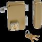 Wall-mounted lock BRICARD Type GR