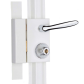 Wall-mounted lock Serrure 3 points PICARD Kleostar A2P3* Vakmobil Verticale