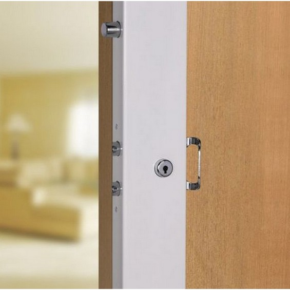 Wall-mounted lock Serrure 6/8 points PICARD Vigeco, A2P1* Vigie mobile