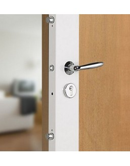 Wall-mounted lock Serrure 4/6 points PICARD Ermetis, A2P1* Cylindre européen