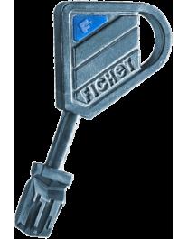 Key Fichet FICHET 787 (ancien modèle)