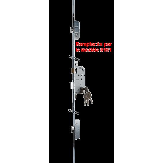 recessed locks BRICARD 8151 série Evolution A2P1*