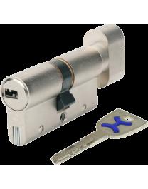 Cylindre BRICARD Dual XP S2 à bouton