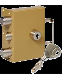 PICARD Trident lock mechanism