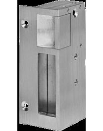 Gâche électrique verticale - bronze