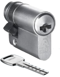European cylinder Demi-cylindre ANKER Magnet 3800