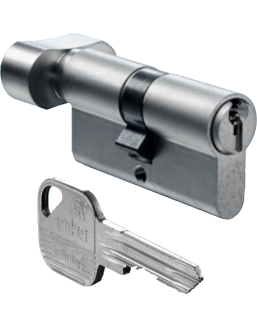 European cylinder ANKER Infinity 9100 à bouton