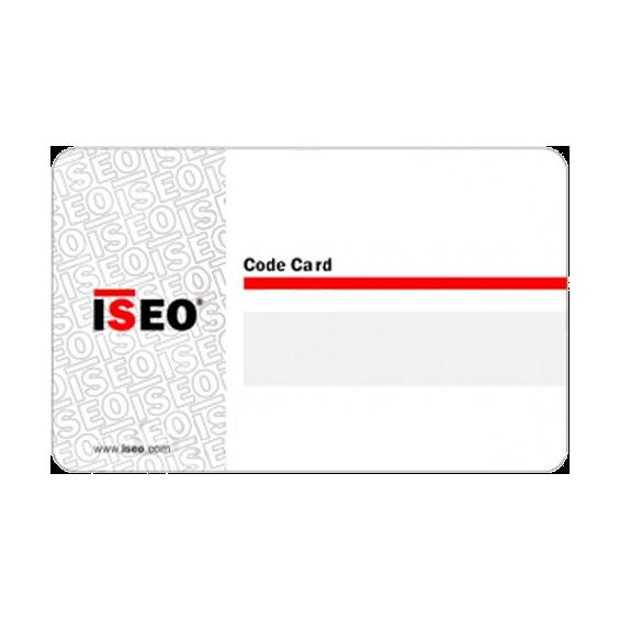 Carte de propriété ISEO