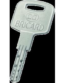 Clé BRICARD Chifral sans mobile