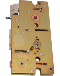 Lock mechanism Mécanisme pour serrure Vertipoint AM Ancien Modèle