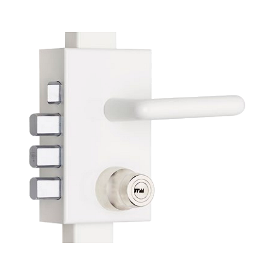 Wall-mounted lock PICARD Séphira 2