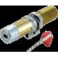 Round cylinders FICHET F3D Monobloc A2P1, longueur standard ou rallongé