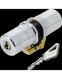 Round monobloc cylinder FICHET 666  for recessed lock