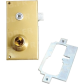 Wall-mounted lock BRICARD Rempart Verticale
