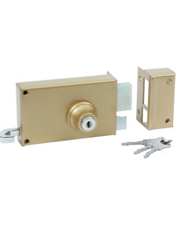 Wall-mounted lock BRICARD - Séries 360