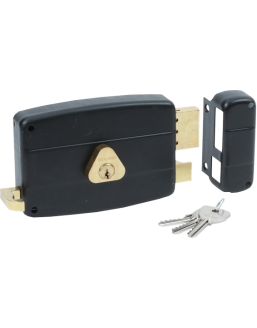Wall-mounted lock BRICARD Série 340