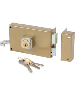Wall-mounted lock BRICARD Séries 350