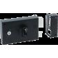 Wall-mounted lock BRICARD Profil Européen – Série 111/112