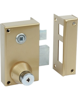 Wall-mounted lock BRICARD - Séries 380 et 480