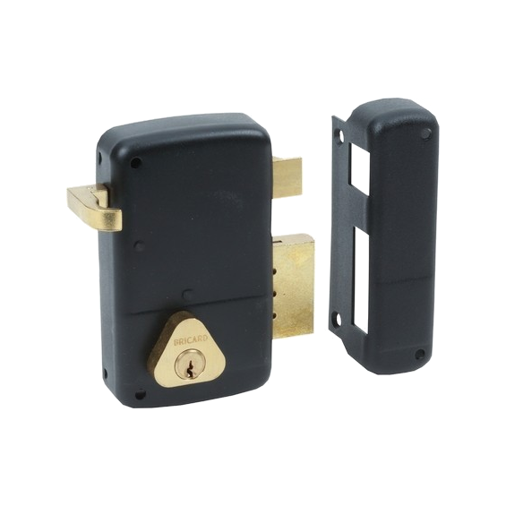 Wall-mounted lock BRICARD Série 440