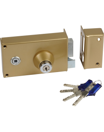 Wall-mounted lock BRICARD - Séries 390