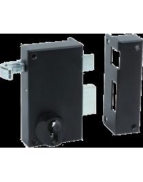 Wall-mounted lock BRICARD Vertical