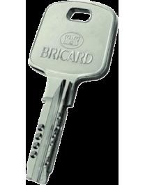 Clé BRICARD  Serial - Serial S